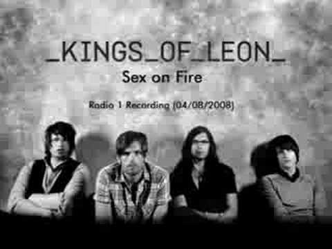 Kings of leon sex on fie