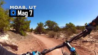 Bull Run Trail -  MOAB, UTAH