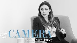 Elizabeth Olsen Explains the Pros and Cons of Fame