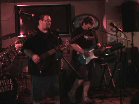Spare Change  live @ The Fan Club - Born on the bayou,Tush
