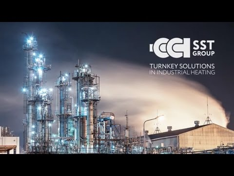 SST Group Industrial electric heating solutions