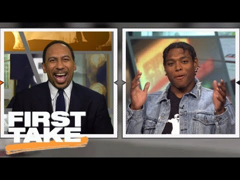Jaguars' Jalen Ramsey gets at Stephen A. Smith's Steelers | First Take | ESPN