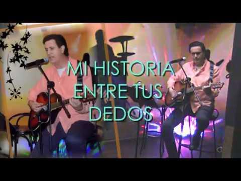 MI HISTORIA ENTRE TUS DEDOS - José Fco.