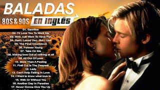 Las Mejores Baladas en Ingles de los 80 y 90 Romanticas Viejitas en Ingles 80's