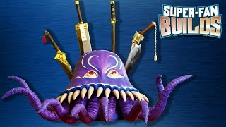 Final Fantasy Kitchen Knives - SUPER-FAN BUILDS