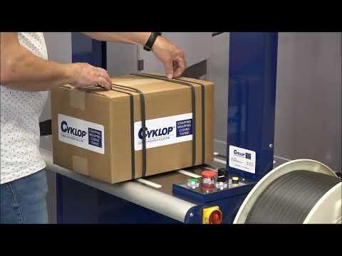 Ampag Boxer II: Inställning av bandspänning