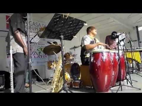 Steve Kroon Sextet online metal music video by STEVEN KROON