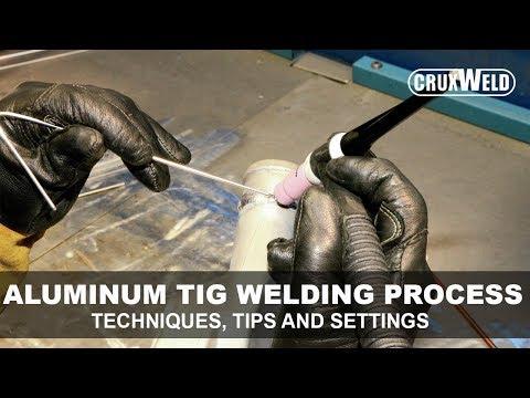 DC TIG Welder Machine