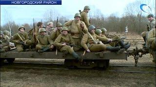 В поселке Тёсово-Нетыльский состоялся 5-й международный военно-исторический фестиваль «Забытый подвиг»