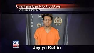 Gadsden Man Arrested After Using False Identity to Avoid Arrest
