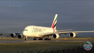 MANCHESTER AIRPORT LIVE!: Highlights