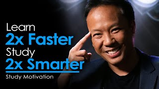 Learn 2X FASTER, Study 2X SMARTER - Motivational Video on How to Learn EFFECTIVELY