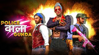 POLICEWALA GUNDA || THE SECRET MURDERER || FREE FIRE SHORT ACTION FILM || RISHI GAMING