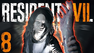 WHO IS SHE REALLY... | Resident Evil 7 - Part 8