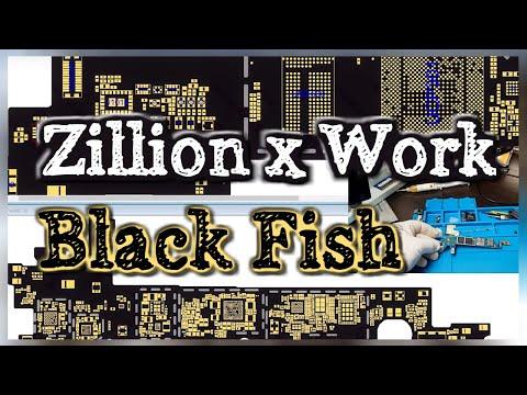 Ремонт samsung Galaxy A7 . Не работают сенсорные кнопки.  Zillion x Work и Black Fish
