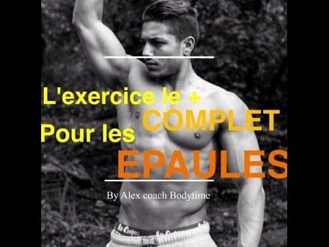 Les exercices pour prokatchki du muscle fessier