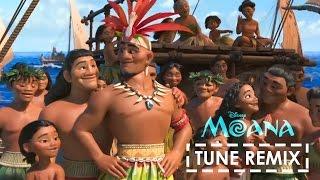 "(Official) Disney's Moana - Music Video ""We know the Way"" By Lin-Manuel Miranda and Opetaia Foa'i"