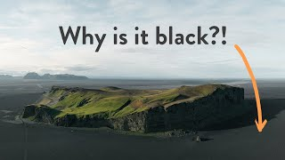 Why Does Iceland Have Black Sand Beaches?