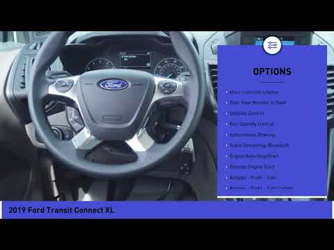 2019 Ford Transit Connect Olathe KS 000C9447
