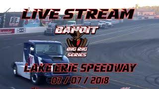Trucks - LakeErie2018 Bandit Round5 Race Full Race