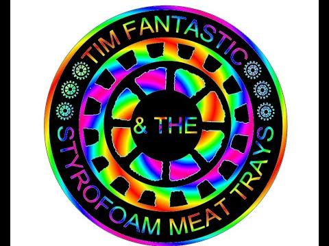 BRAIN WASH MIND SUCK /TIM FANTASTIC & THE STYROFOAM MEAT TRAYS