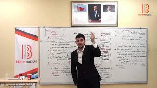16)İlker EROĞLU - Anayasa / Yasama - YSK Milletvekili Seçilme Yeterliliği (2018)