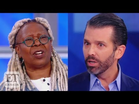 Donald Trump Jr. Vs 'The View'