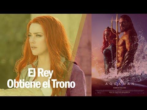 #CineMúsicaYAlgoMás| Después de Jason Momoa nadie se burlará del rey de los mares