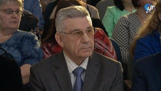 Николай Варухин первым в стране удостоен нового знака отличия «За наставничество»