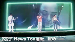 The Billionaire Leading The Hologram Industry Has Some Nightmarish Allegations Against Him (HBO)