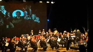 The Iraqi National Symphony Orchestra - writing's on the wall from Specter(1)