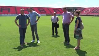 Ubrzani  radovi na stadionu FK Macva