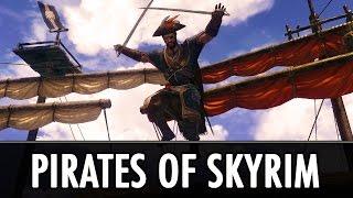 Skyrim Mod: Pirates of Skyrim