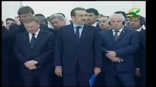 Выступление вице-премьера КНР Жанг Гаоли на похоронах Ислама Каримова