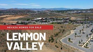 Living in Lemmon Valley - Reno, Nevada