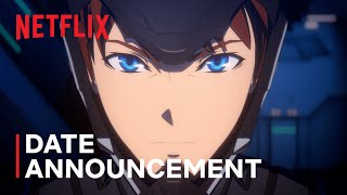 Pacific Rim: The Black – Anime Series is coming to Netflix on March 4