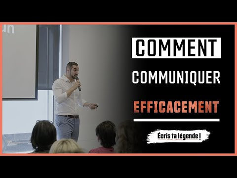 Comment communiquer efficacement ?