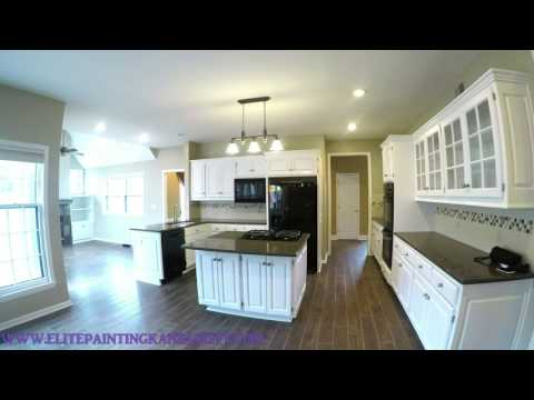 Elite Painting KC - Kitchen Cabinet Painter, Interior Painter
