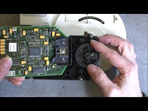 Roche cardiac reader teardown
