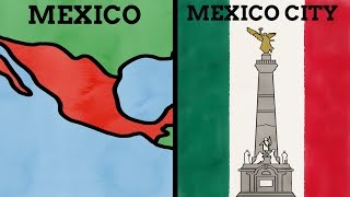Why Is The Capital Of Mexico Just Called Mexico City?