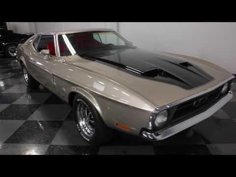 Video of '71 Mustang - KPIO