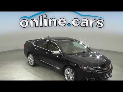 Pre-Owned 2014 Chevrolet Impala LTZ