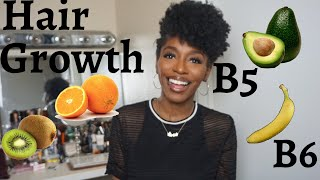 3 Vitamins You Need For Healthy Hair Growth
