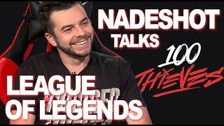 Nadeshot on future of 100 Thieves | ESPN Esports