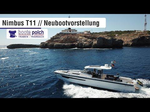 Nimbus T11 - Neubootvorstellung Mallorca 2019