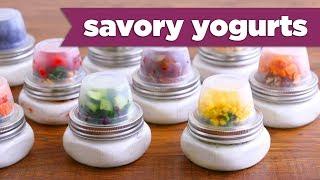 10 Crazy Yogurt Combinations - Savory & Sweet Recipes! + FREE EBOOK - Mind Over Munch
