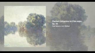 Clarinet Concertino in E-flat major, Op. 26