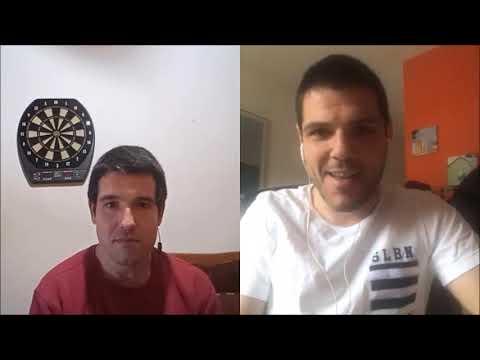 Entrevista a Diego Allueva, Entrenador de la A.D.Almudévar.