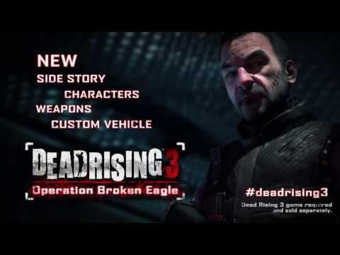 Dead Rising 3: Operation Broken Eagle Trailer thumbnail