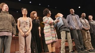 On Opening Night, Lynn Nottage's Sweat Brings the Bedrock of America to Broadway